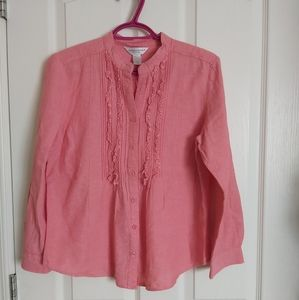 2/$25 Christopher and Banks long sleeved top